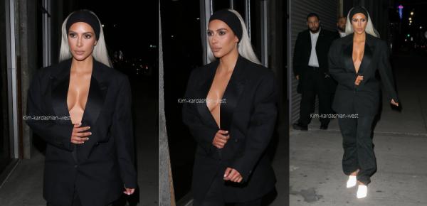 Create & Cultivate | La jolie Kim a été vu se rendre à une confèrence à Los Angeles. Je n'aime pas du tout son look...