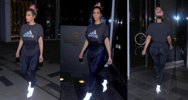 <==== Pleins de nouvelles photos de la sublime Kim !