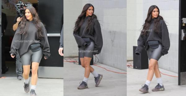Le 16 mars Kim était présente à l'inauguration du Watts Empowerment Center .