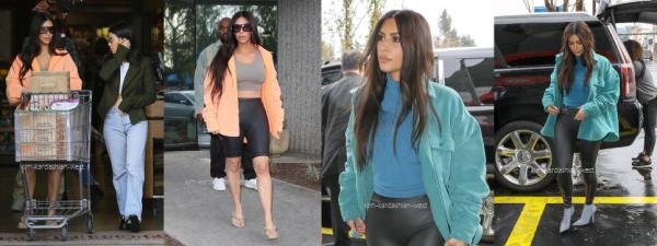 En photos les dernières sorties de Kim, je la trouve sublime, j'adore ses cheveux...