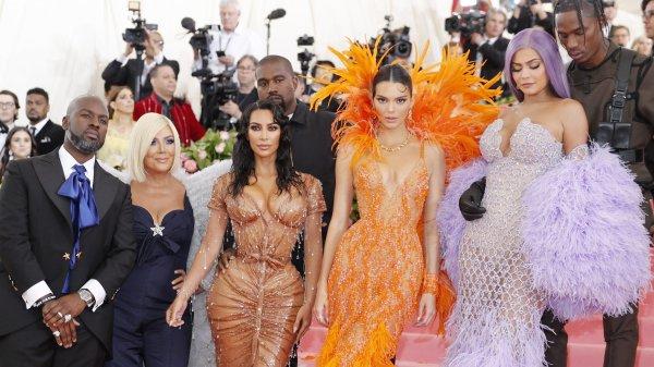 Met Gala  : Comme chaque année depuis 2013, Kim etait présente à l'evenement à New York, le 6 mai.