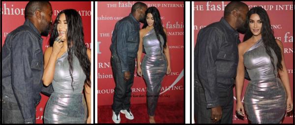 De retour apres plusieurs mois d'absence, voici les dernieres photos de la belle Kim accompagnée de Kanye à New York les 24 & 25 octobre.