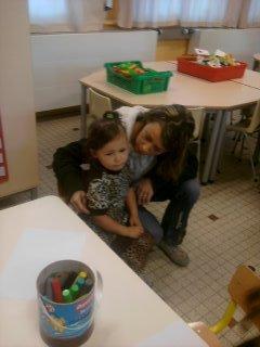 rentree de classe pour ma fille <3   05:09:2011  <3