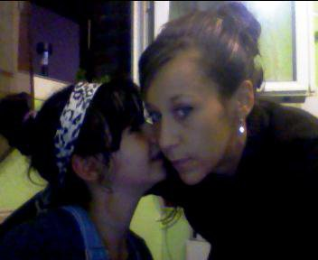 ma niece et moi sisi