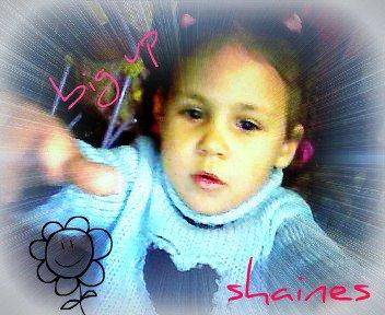 mon coup de coeur ma fille shaines trop belle