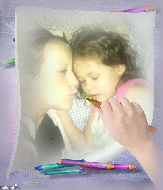 moiiii et ma fille