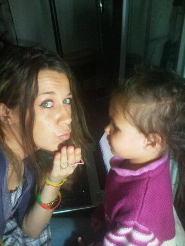 moi et ma fille mouahhhhhhhhhhhhhh