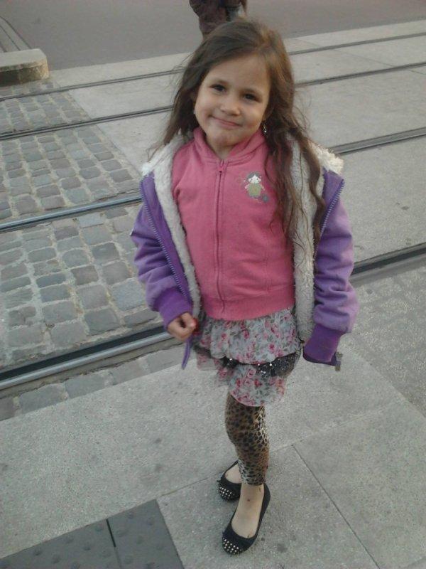 ma fille trop belle