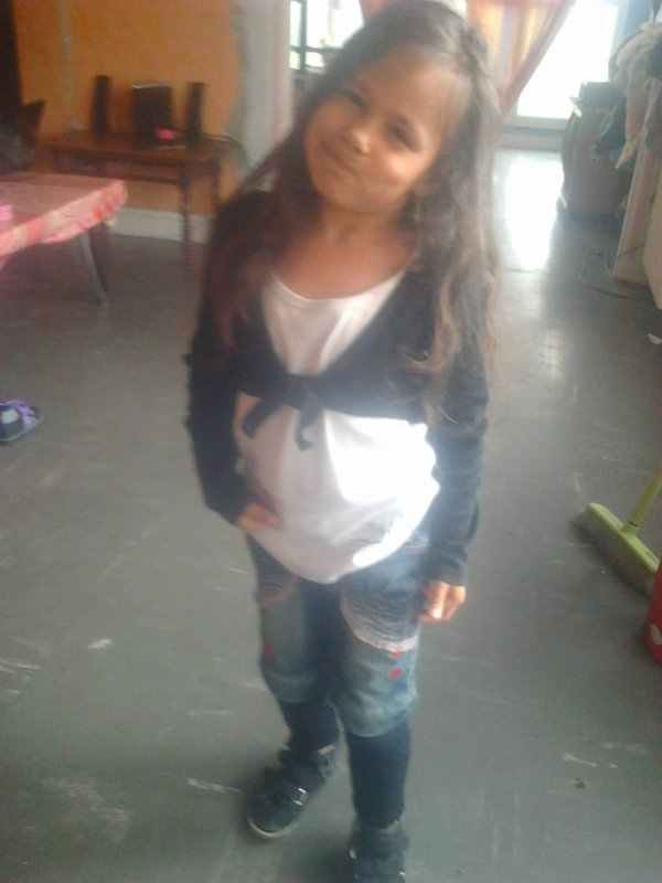 shaines ma fille trop belle