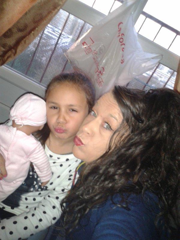 moi et ma moitier ma fille