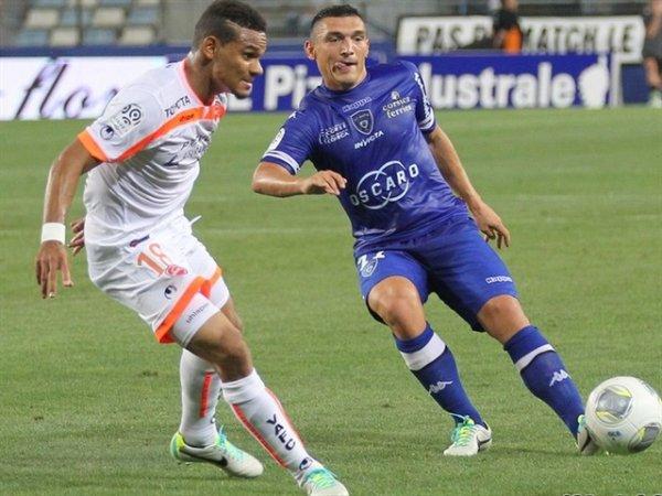 2ème journée / Bastia-VAFC : 2-0