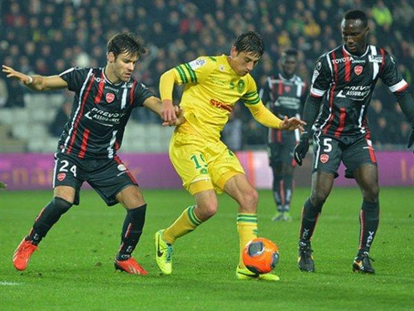 16ème journée / Nantes-VAFC : 2-1