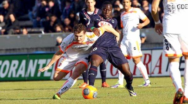 18ème journée / Bordeaux-VAFC : 2-1