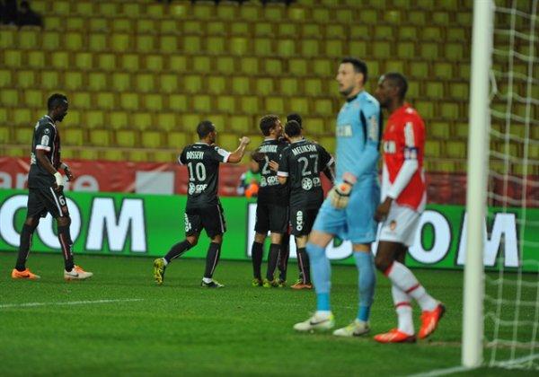 19ème journée / Monaco-VAFC : 1-2
