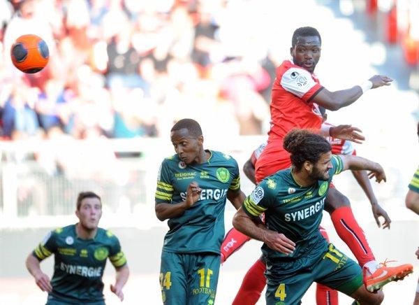 34ème journée / VAFC-Nantes : 2-6