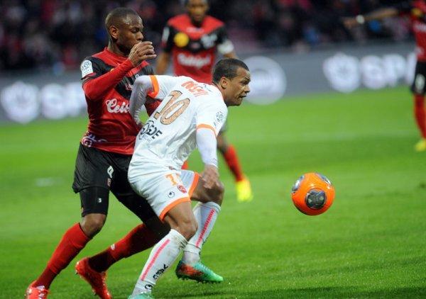 35ème journée / Guingamp-VAFC : 1-0