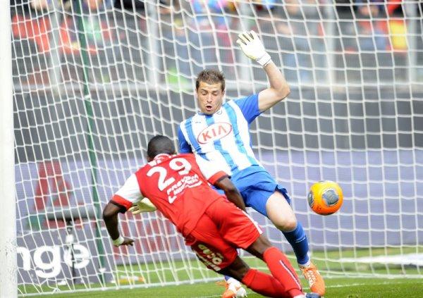 36ème journée / VAFC-Bordeaux : 0-1