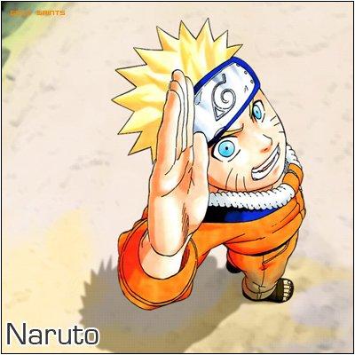 Naruto → Ep 1