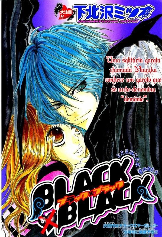 Black X Black