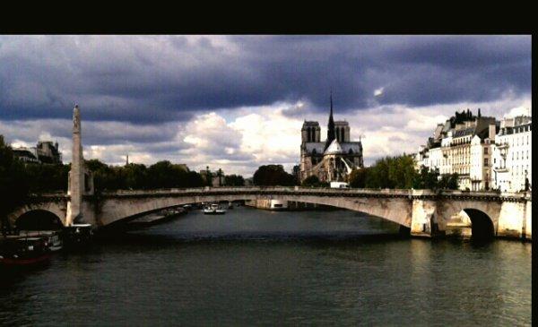 Paris Paris...Mon beau Paris!