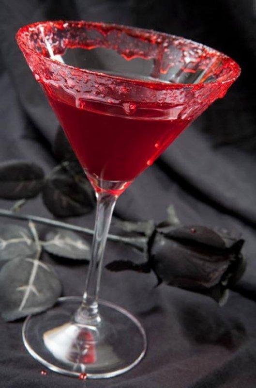 Qui veut un bon verre de sang ?