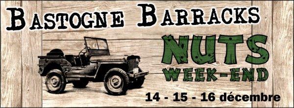 NUTS DAY 14-15-16 décembre 2012.