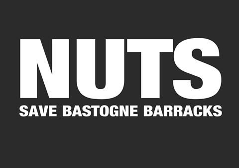 Mobilisation Save Bastogne Barrack!
