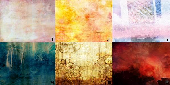 Modèle 5 : Le montage avec textures