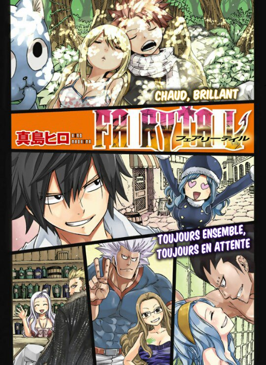 532 Fairy Tail. *SPOIL*