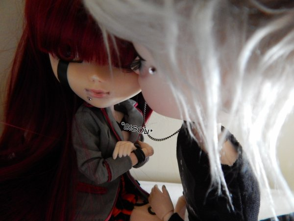 Mimi Moment  ~ Neko-chan et Hiroshi! <3