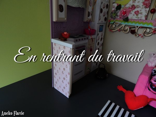 Photostory Dolls ° En rentrant du travail (1/5)