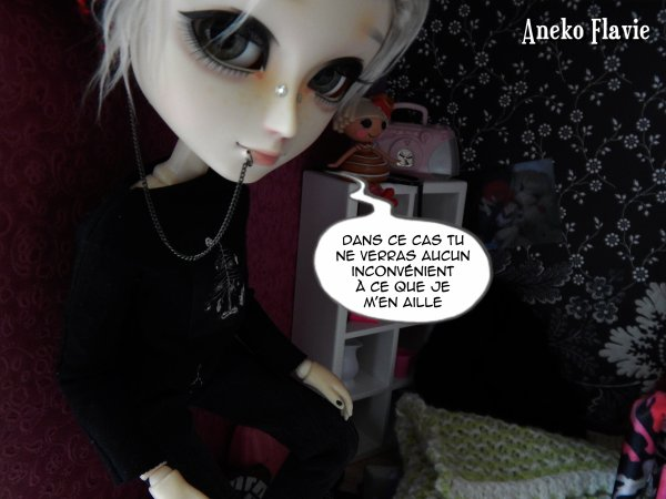 Photostory Dolls ° En rentrant du travail (5/5)