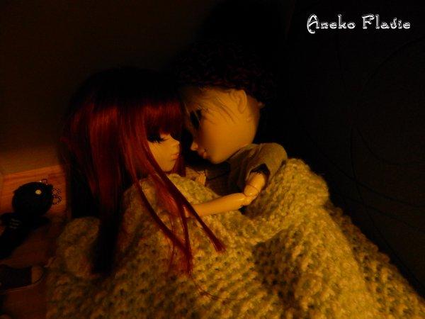 Hiro et Neko: Une grasse matinée