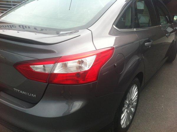Ma nouvelle auto :)