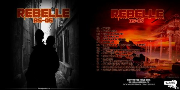 TOP News : la 1ere partie de l'album REBELLE est mintenant disponible !!!!