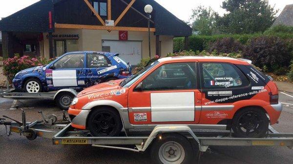 Rallye de Saint Germain la campagne 2017