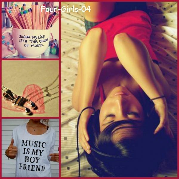 La musique peut rendre les hommes libres...        (Bob Marley)