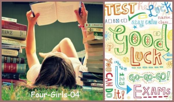 Si toi aussi tu stresses pour les examens...