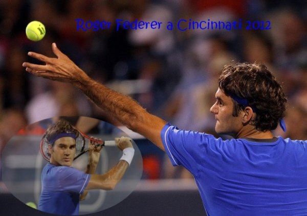 Cincinnati 2012: Western and southern Open