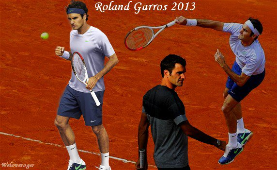 Roland Garros 2013 ♥