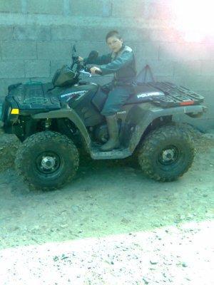 moi sur le quad a tonton