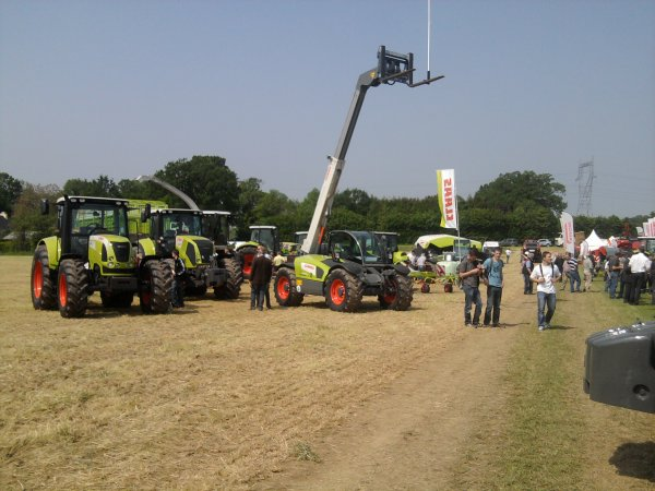 stand claas