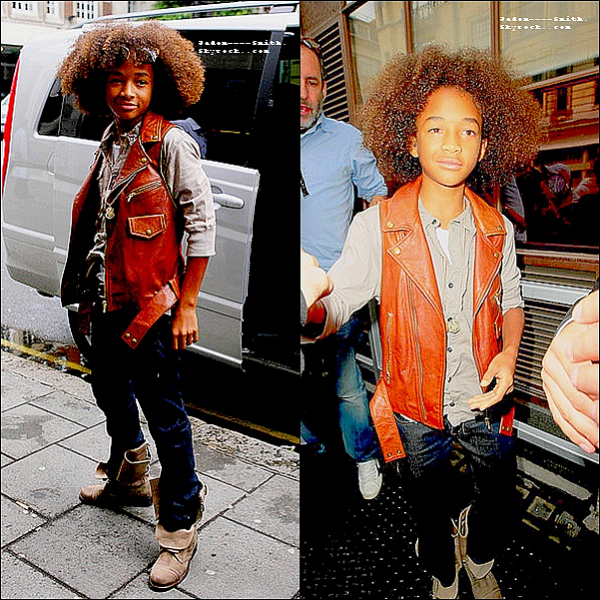 Les anciens NEWS via #Jaden----Smith.Sky' !