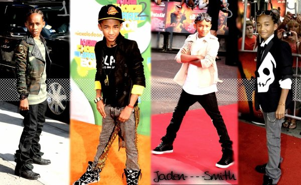 Jaden's Fashion ! ♥