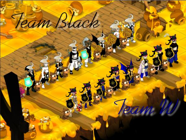 Une autre Screen Avec Team W