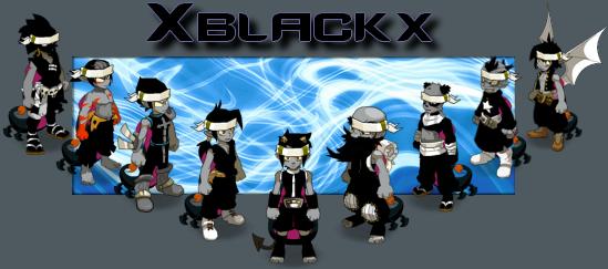 Présentation de La Team Xblackx