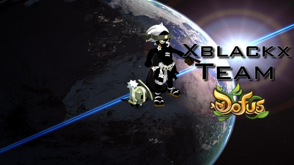 Xblackx-Team Serveur Silouate