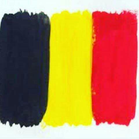 Une pensée pour la Belgique condoléances et courage