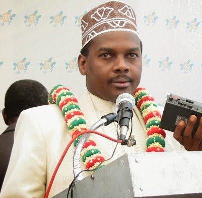 le Parti RENIC ( Rassemblement pour un Elan Nouveau aux Iles Comores)
