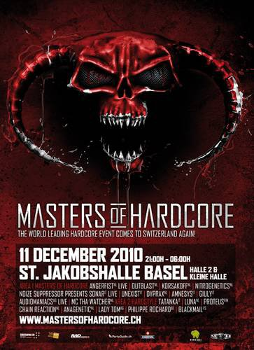 masters of hardcore 2010
